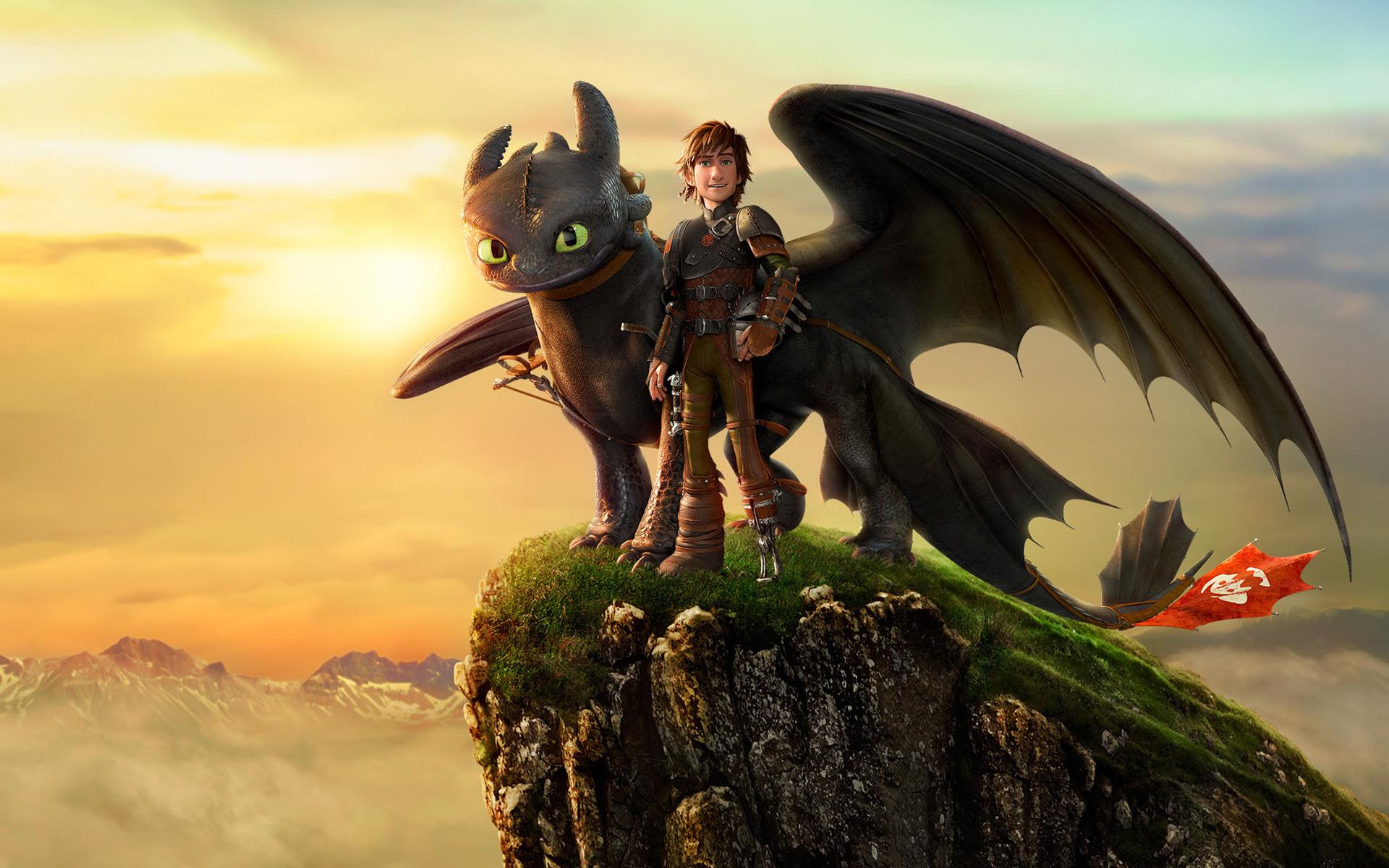 картинки как приручит дракона рождения рос